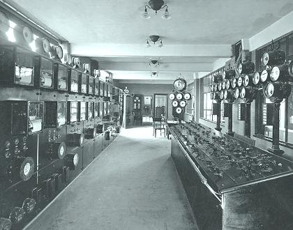 Source : Archives d'Hydro-Québec